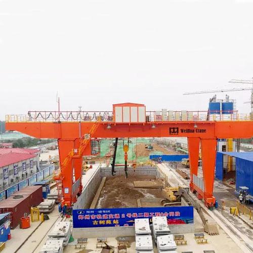 Overhead bridge crane mobility analysis